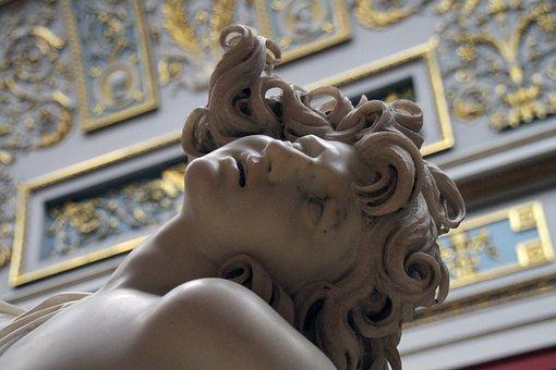 Sculpture, St Petersburg, Hermitage, Russia, Museum