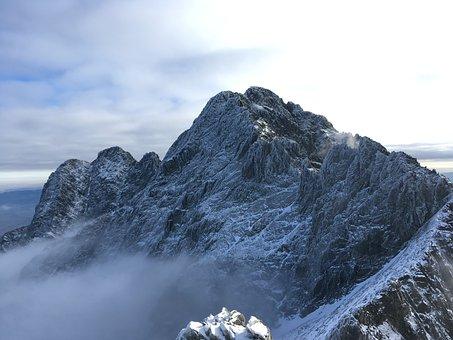 Hightatras, Nature, Mountains, Mountain
