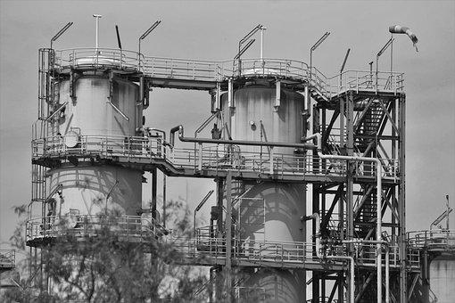Industry, Ruhr Area, Coal Pot, Duisburg