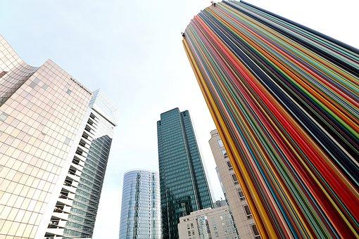 Modern Architecture, Defence, Paris, Business District