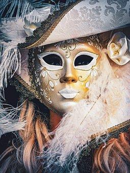 Mask, Venice, Carnival, Party, Gothic, Venezia, Opera