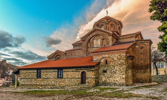 Peribleptos, Church, Orthodox, Architecture, Religion