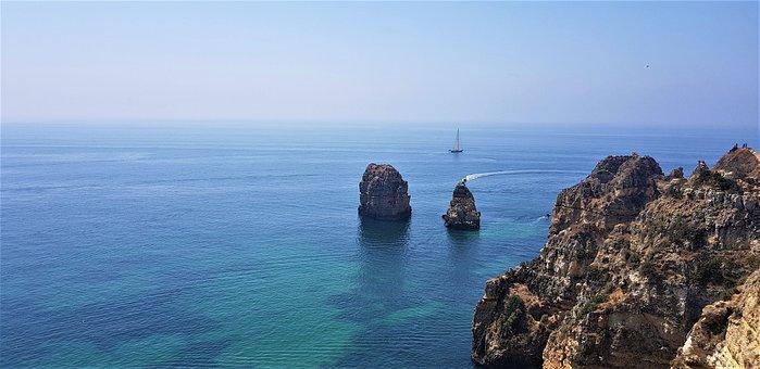Sea, Beach, Holiday, Water, Boat, Sailing, Sky