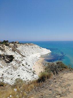 Italy, Sicily, Mediterranean Sea