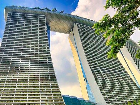 Singapore, City, Architecture, Building, The Skyscraper