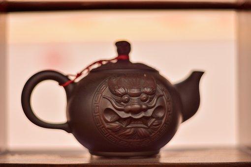 Dragon, Taiwan, Teapot