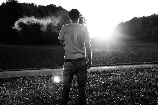 Smoking, Haze, Smoke, Tobacco, Cigarette, Nicotine