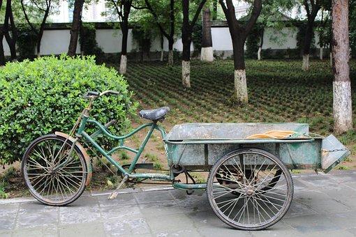 Bike, Transport, Travel