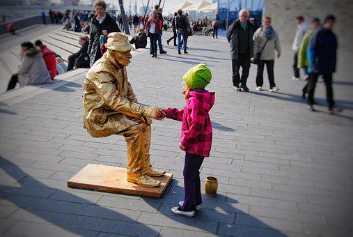 Artists, Child, Welcome, Fun, Thank You, Street, Love