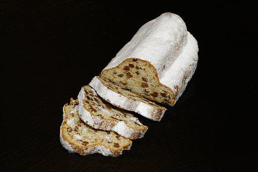 Christmas Stollen, Cakes, Dining, Beautiful, Sweet