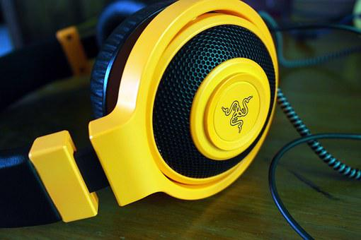 Headset, Gaming, Technology, Entertainment, Gamer
