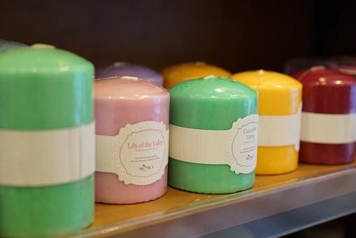 Candle, Color, Incense, Aromatherapy, Second
