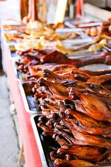 Cured Meat, Chicken, Duck, Anchang Town, Incense