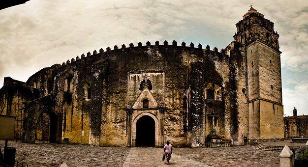 Cathedral, Cuernavaca, Morelos, Mexico, Church
