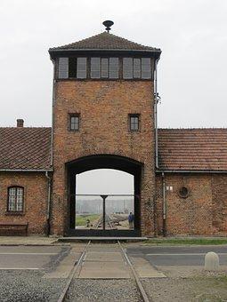 Auschwitz, Camp, Poland, Concentration, Birkenau