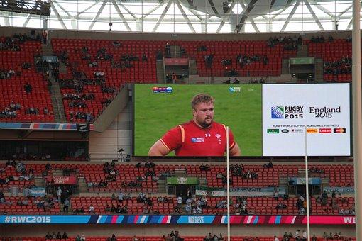 Rugby, World, Cup, Stadium, Sport, Wembley