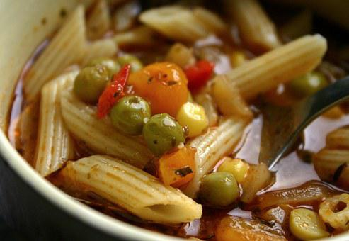 Noodle Soup, Vegetable Soup, Soup, Noodle, Pasta