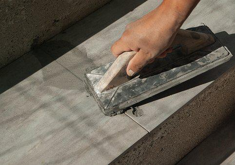 Worker, Tile, Tiler, Mosaic