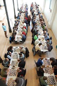 Chess, Tournament, Chess Congress, Players, Chess Board