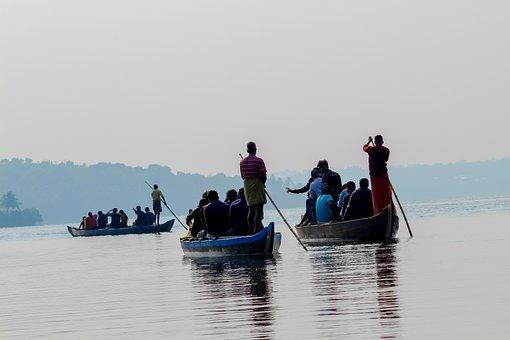 Canoe, People, Adventure, Nature, Summer, Water, Boat