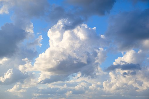 Clouds, Sky, Israel, Background