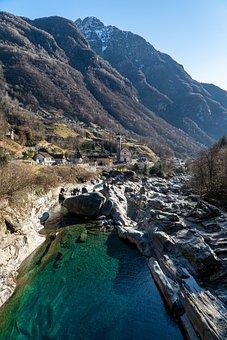 Water, Blue, Switzerland, Relaxation, Travel, Rest