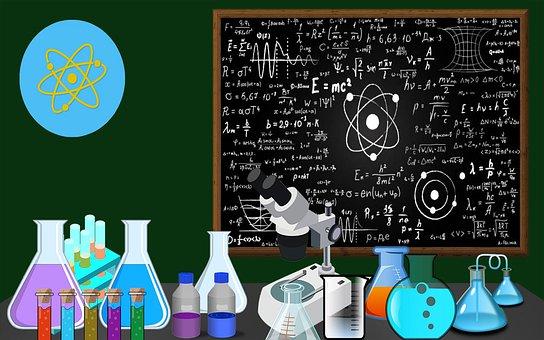 Laboratory, Chemistry, Microscope
