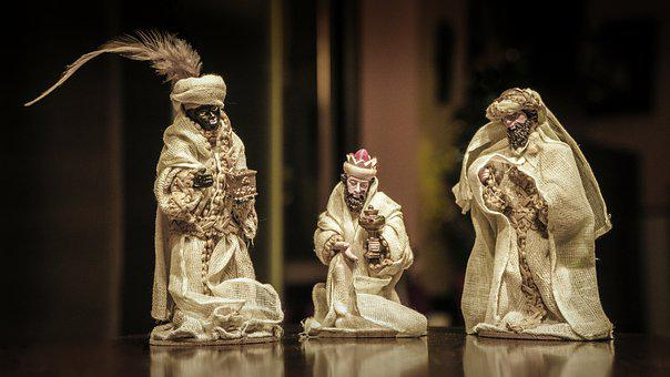 Magi, Christmas, Kings, Bible, Jesus, Nativity, Night