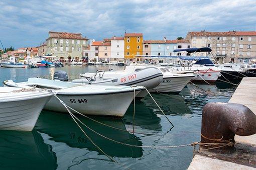 Croatia, Sea, Haven Holidays, Tourism, Cres, Panorama