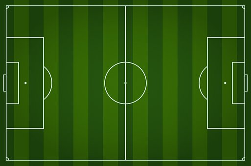 Soccer Field, Digital Background