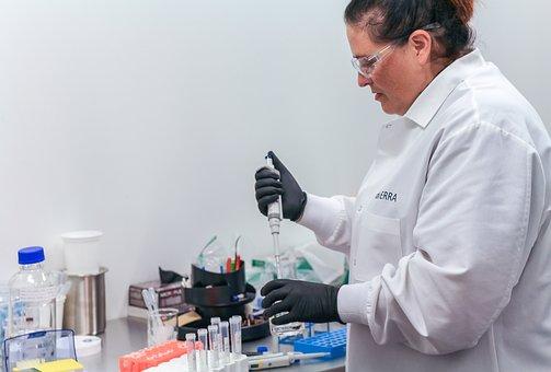 Science, Female Scientist, Chemist, Laboratory