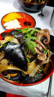 Spicy Seafood, Gunsan Realize, Spicy, Gunsan, Food
