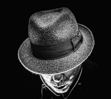 Black Cinema, Suspense, Man, Knight, Old, Western, Hat