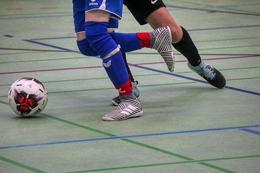 Football, Indoor Soccer, Field, Gym, Indoor Tournament