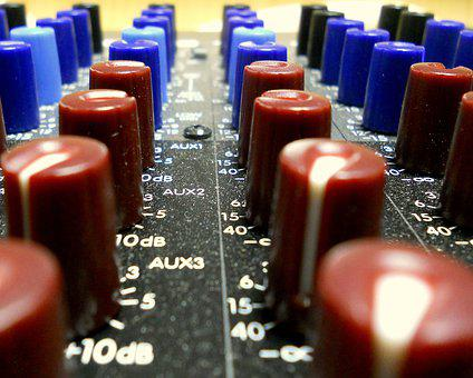 Knob, Music, Audio, Technology, Mixer
