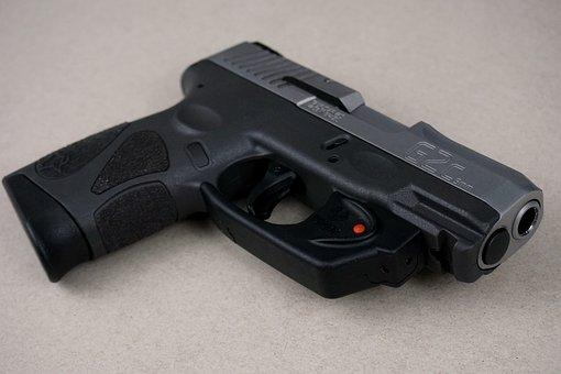 Viridian, Laser, Pistol, Gun