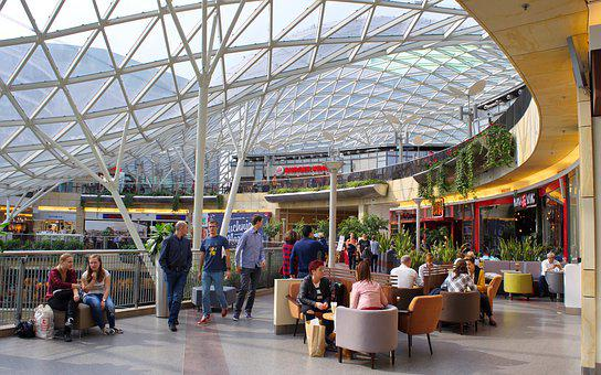 Interior, Center, Commercial, Design, Modern, Classic