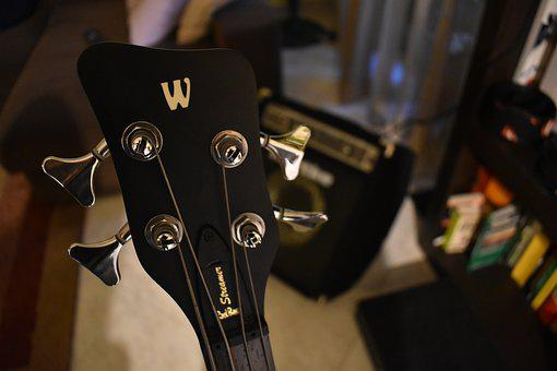Music, Guitar Bass, Bass, Warwick, Warwick Streamer