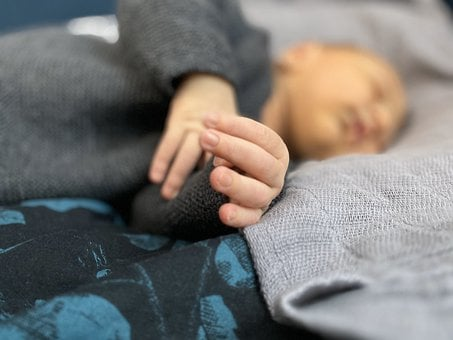 Hand, Finger, Newborn, Tiny, Small, Sweet, Cute