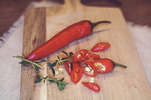 Chili, Spice, Spice Mix, Garlic, Chili Peppers, Pepper