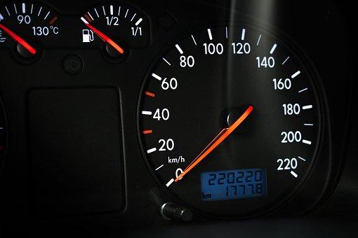 Speed, Speedo, Auto, Vehicle, Steering Wheel