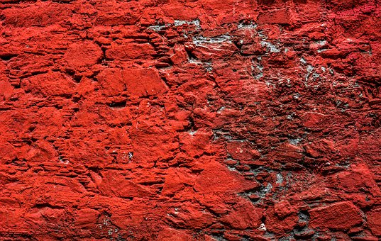 Wall, Red, Texture, Pattern, Brick, Structure