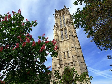 Tour Saint-jacques, Bell Tower-tower, 16th Century