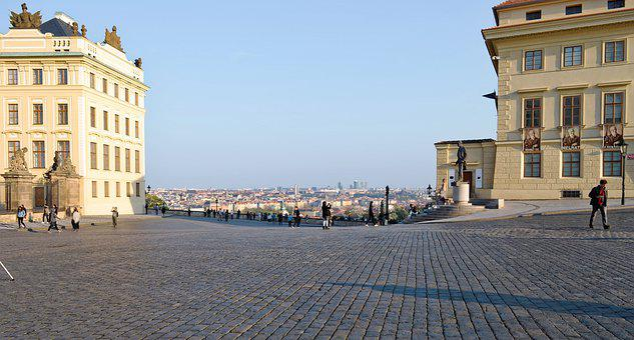 Landscape, Urban, City, Historic, Sightseeing