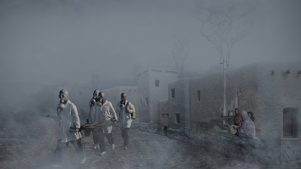 Pollution, Afghanistan, Kabul, Alimosavi, Sam, Children