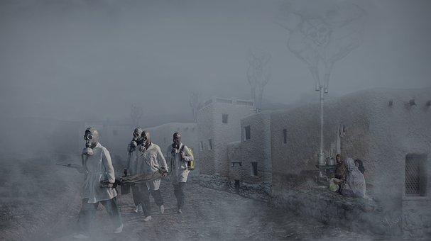 Pollution, Afghanistan, Kabul, Alimosavi, Sam, Children