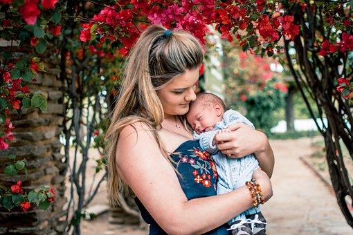 Mother Son, Motherhood, Newborn, Family, Baby, Mom