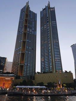 Thailand, Bangkok, Asia, City, Culture, Building
