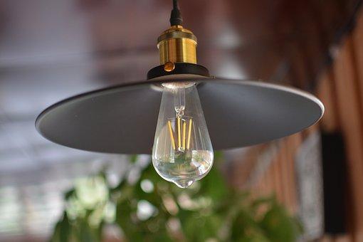 Hanging Lamp, Electric Lights, Beautiful Lights
