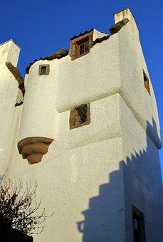 Culross, Fife, Scotland, Quaint, Historical, Building